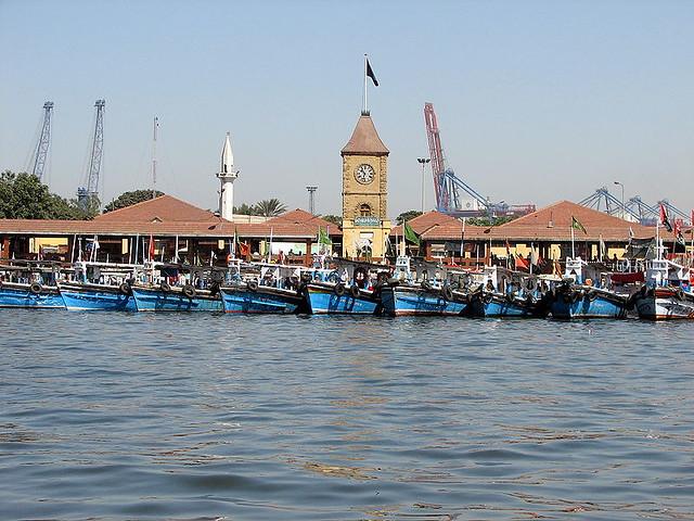 Karachi Coast, Pakistan by CC user 48722974@N07 on flickr