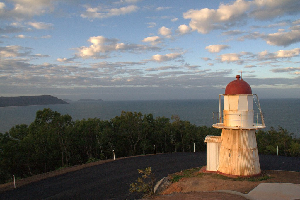 Cooktown Lighthouse Grassy Hill