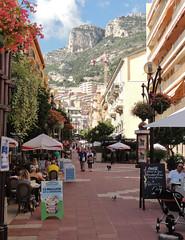 Walk in Monaco