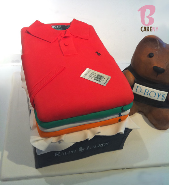 Polo Birthday Cakes http://www.flickr.com/photos/bcakeny/5038464059/