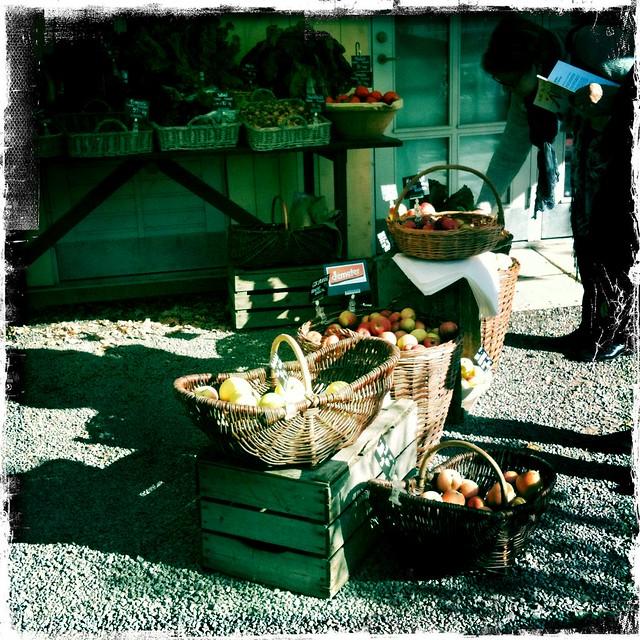 Rosendals trädgård Sept 2010
