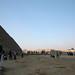 Small photo of Giza pyramids