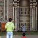 Small photo of Man praying in Al-Nasir Muhammad Mosque
