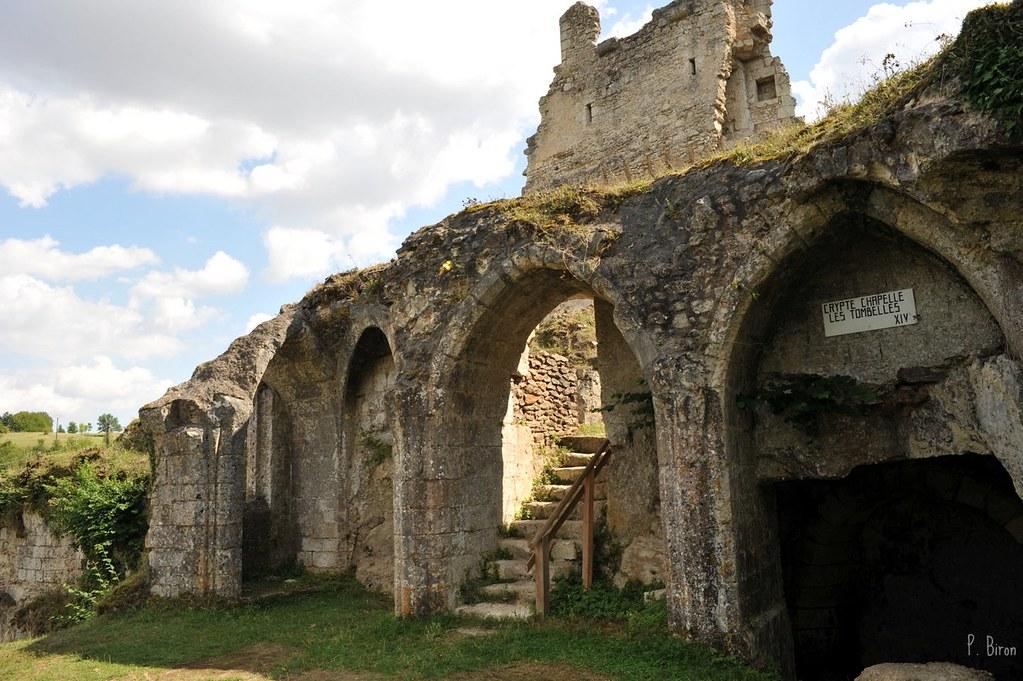 Cripta de Lavardin