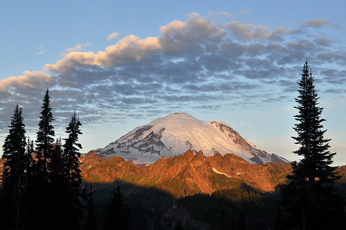 A Night at Mt Rainier - Part 25 - 6:39am