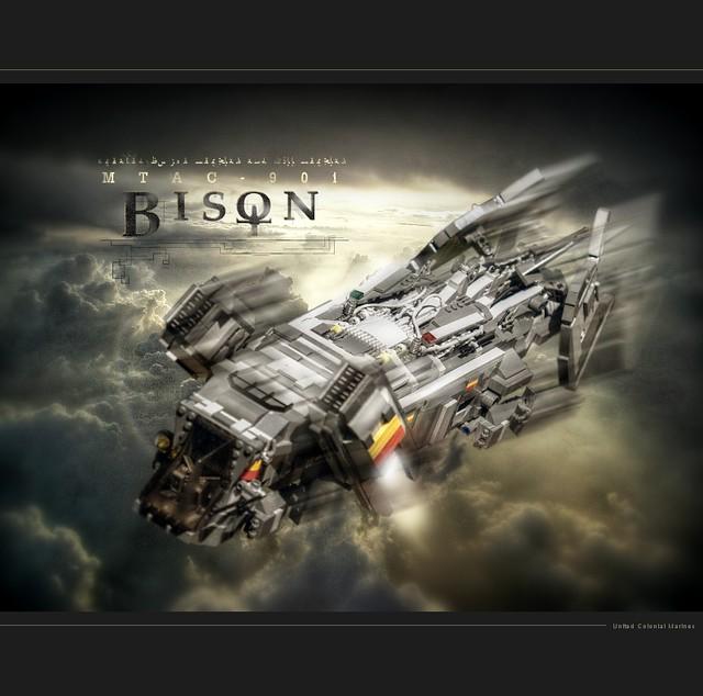 MTAC-90i 'Bison'