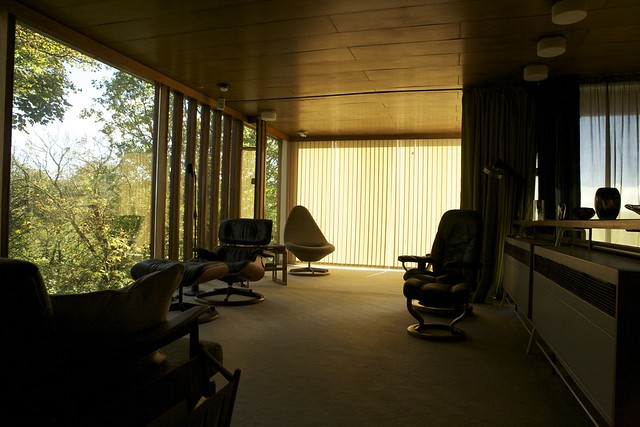 upper level living space