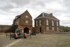 Tilbury Fort, Essex, September 2010