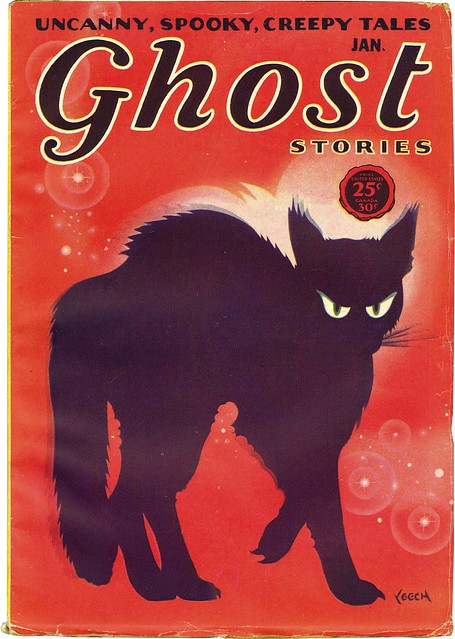 Cat Ghost Stories Anime