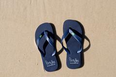 footwear, sandal, font, flip-flops, blue, brand,
