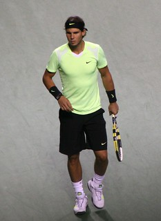 Nadal at Rakuten Japan Open