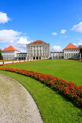 Jardín del palacio de Nymphenburg