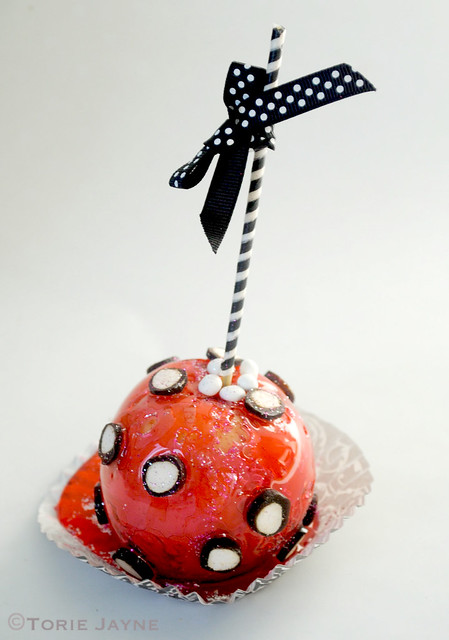 Dotty Candy Apple