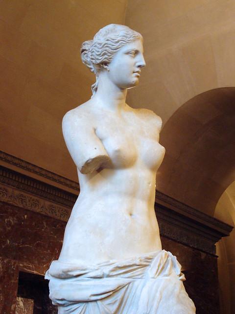 Homes.com Logo Venus de Milo | Flickr...