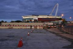 Wembley Industrial area.