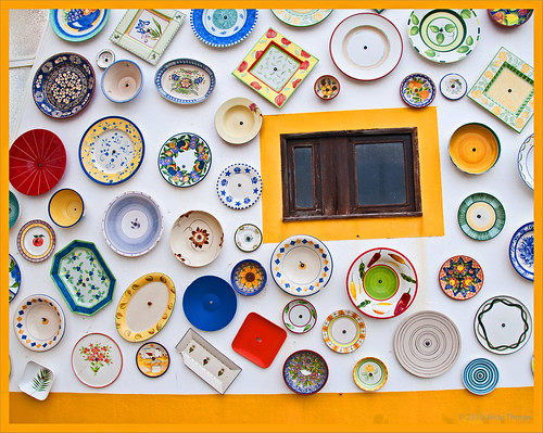 sagres dishes by Alida's Photos