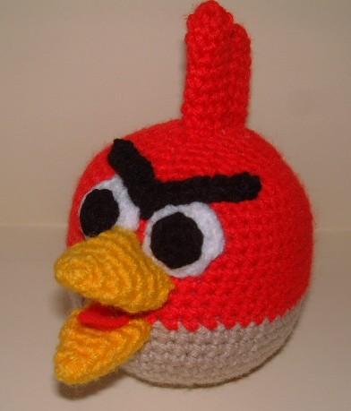 CROCHET CARDINAL BIRD PATTERN Crochet Patterns Only