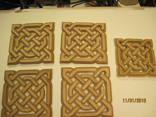 7 and 8 in. trivets