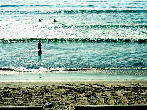 marine rothko, la jolla shores beach