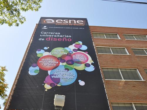Flickriver photoset 39 instalaciones esne madrid 39 by esne - Escuela universitaria de diseno ...