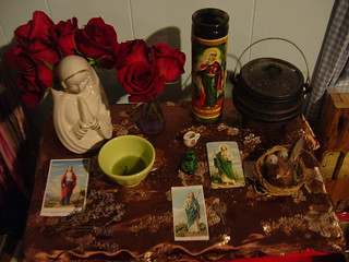 altar for a still home