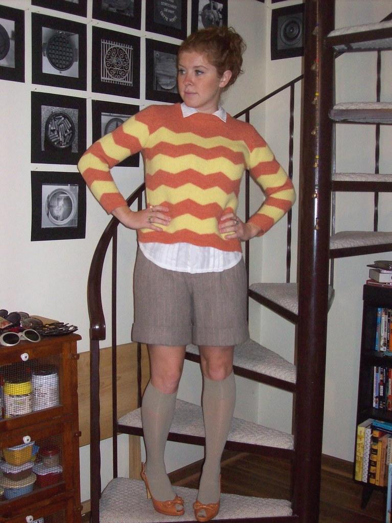 11-11-10 A cartoon sweater