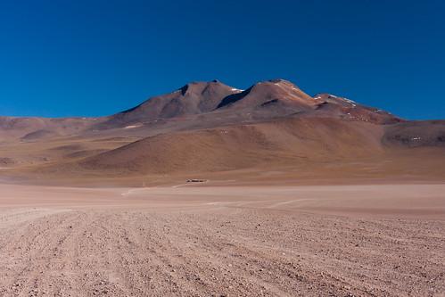 Bolivia - Siloli desert