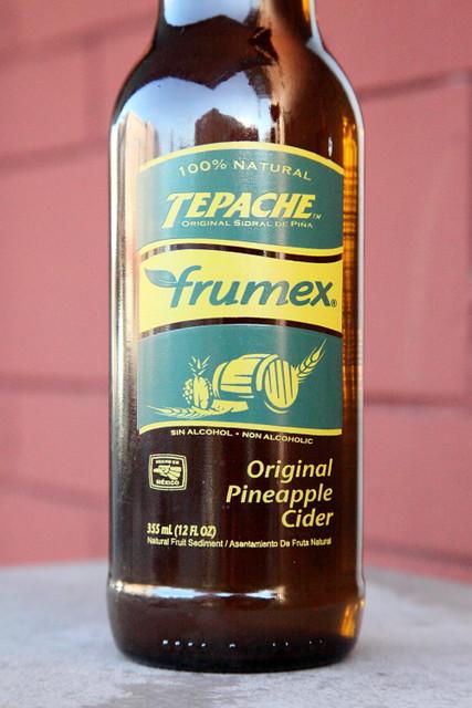 Tepache Frumex pineapple cider, Astoria, Queens | Explore Ea ...