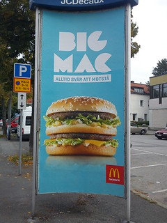 Big Mac, Pac Man ?