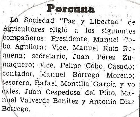 Democracia. 12-I-36. Paz y Libertad