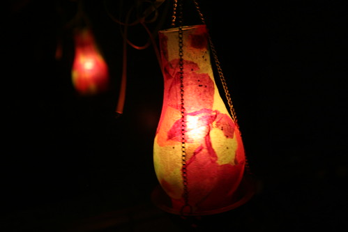 Lantern for Lucas