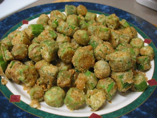Fried Okra! | Flickr - Photo Sharing!