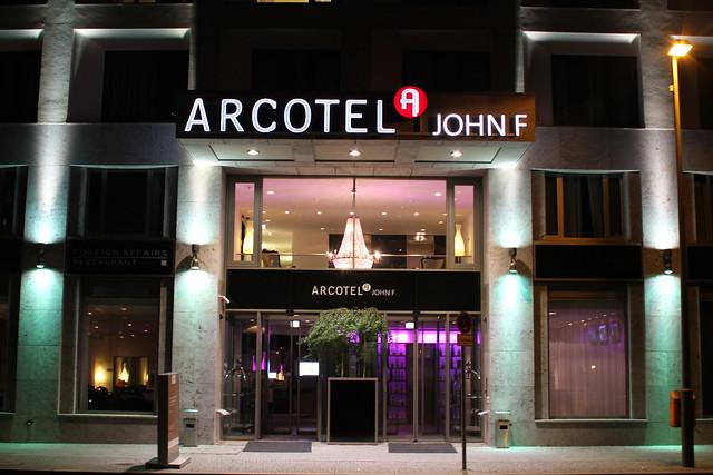 John F Arcotel Berlin