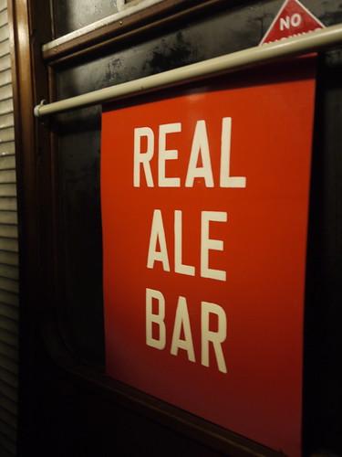 Real Ale Bar