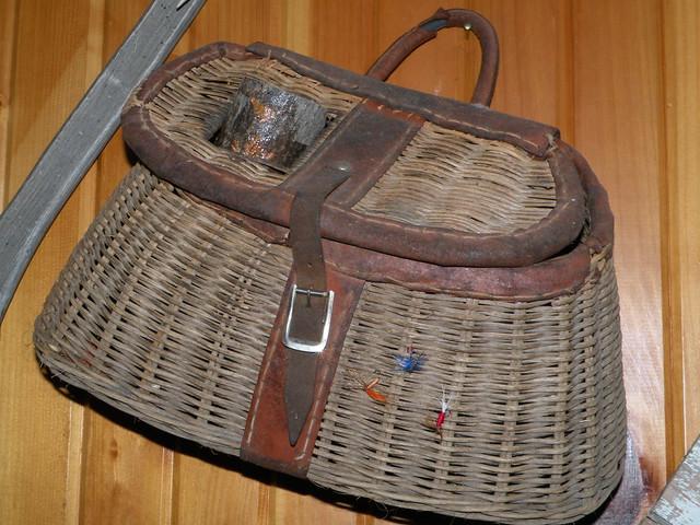 Old Fishing Basket | Flickr - Photo Sharing!
