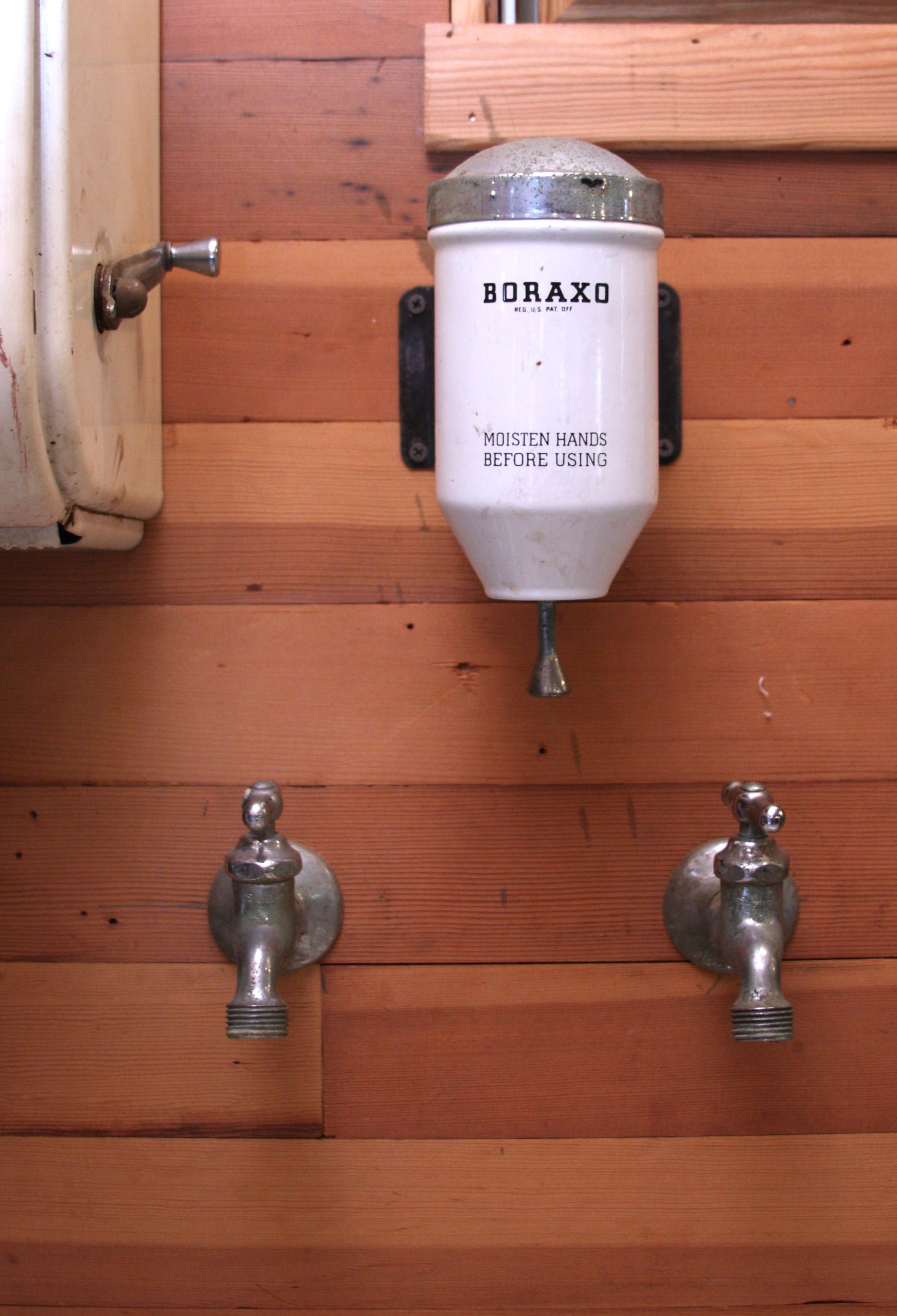 Disney Soap Dispenser In Hotel Rooms