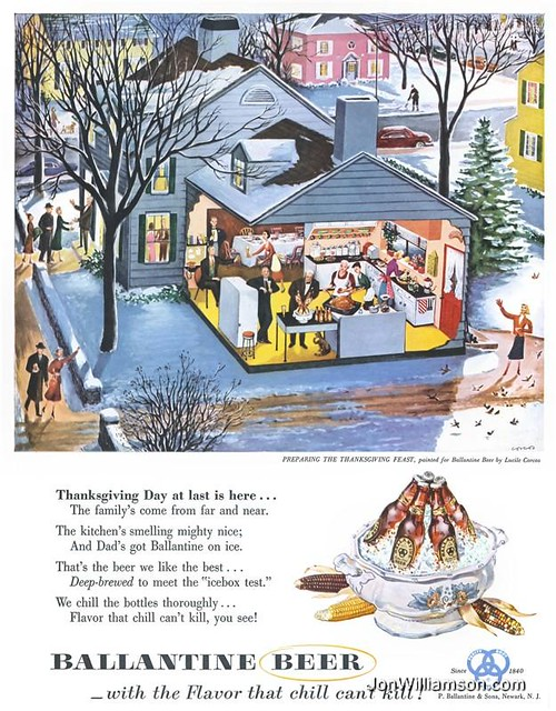 Ballantine-1953-thanksgiving