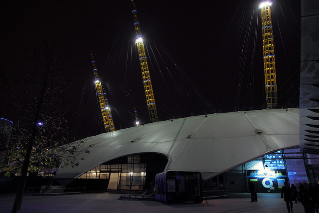 ATP World Tour Finals, O2 Arena, London