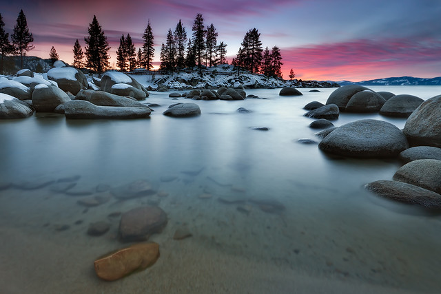 Sand Harbor - Lake Tahoe, NV