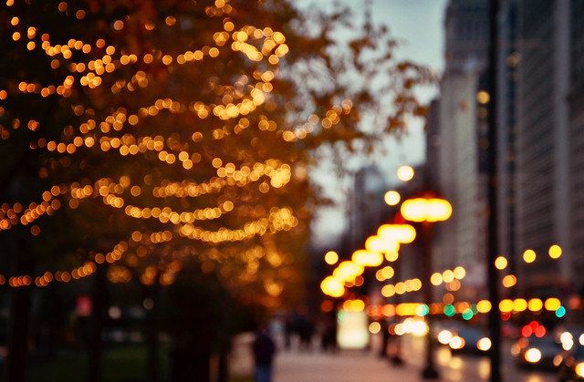 Chicago(keh) for the Holidays. {Explored}