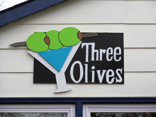OH Oxford - Three Olives
