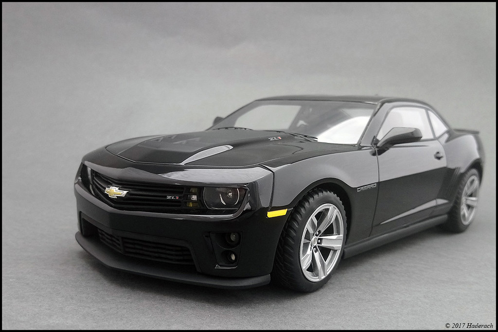 2011 Chevrolet Camaro ZL1 (CMF) - DX Muscle Cars | Pony Cars | Hot ...