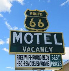 Route 66 in Barstow