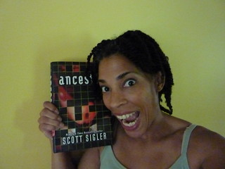 Me and my Brand New copy of Ancestor!