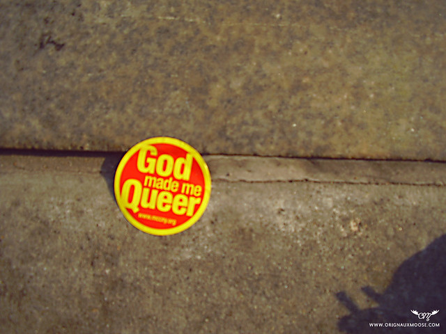 God made me Queer image