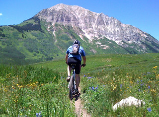 mountain biking, colorado, sports massage