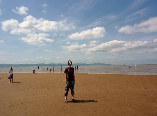 West Kirby Beach Life
