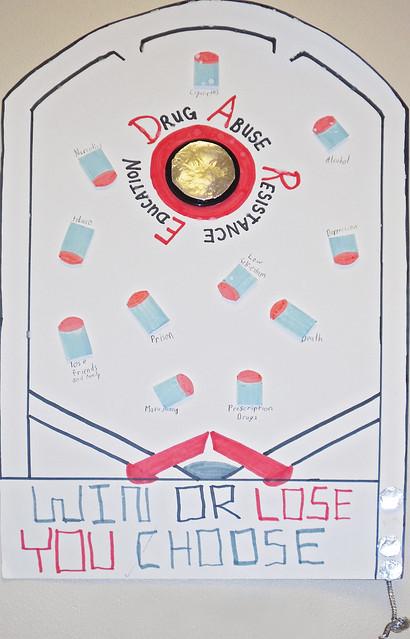 dare posters