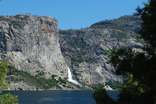 Wampana Falls at Hetch Hetchy, Yosemite National Park, California. Courtesy of Bryan Hetrick