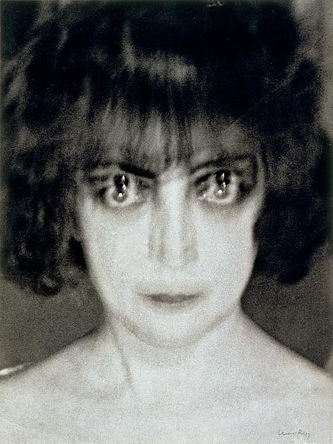 Countess Casati, by Man Ray, c. 1928